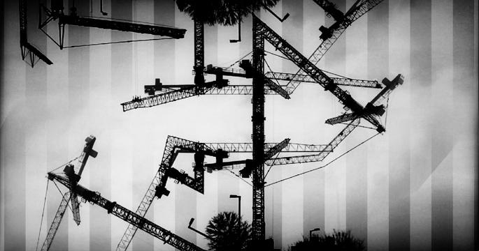 Crane VJ Loop